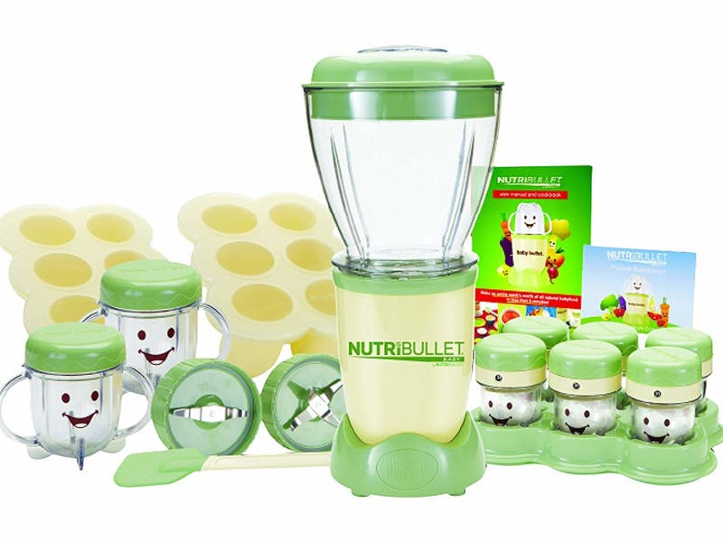 7. NutriBullet Baby Food Blender