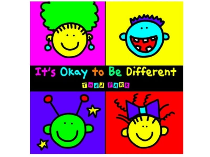 3. It's Okay To Be Different