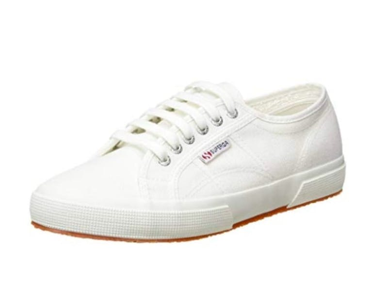 1. Superga Classic Low-Tops