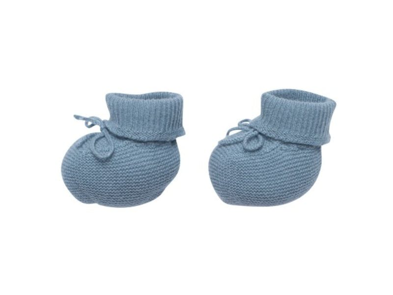14. Cashmere Booties