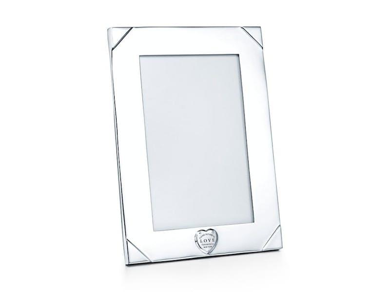 10. Silver Photo Frame