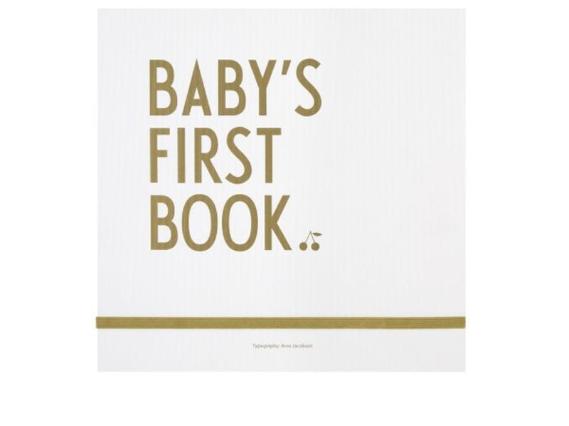 4. Baby's First Book