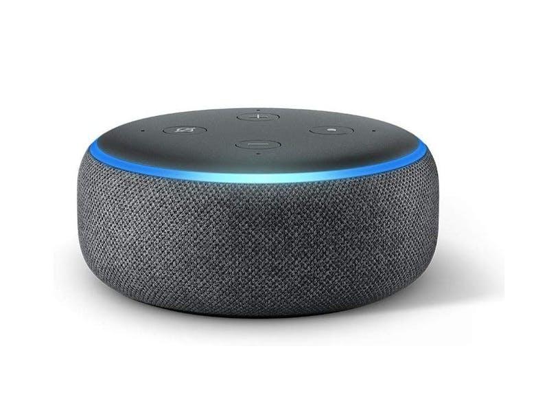 1. Echo Dot (3rd Gen) - Smart speaker with Alexa WAS £49.99, NOW