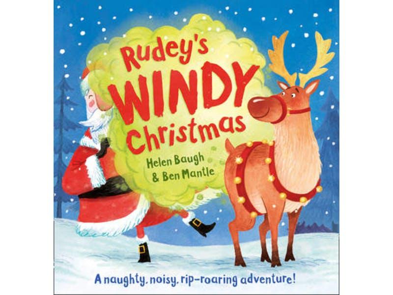 12. Rudey's Windy Christmas by Helen Baugh & Ben Mantle, £1.87