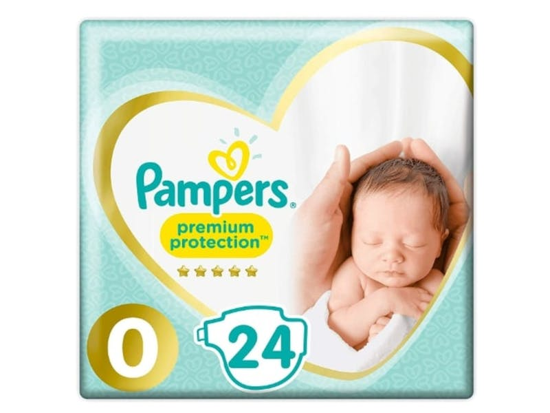 1. Pampers Nappies (24 pack)