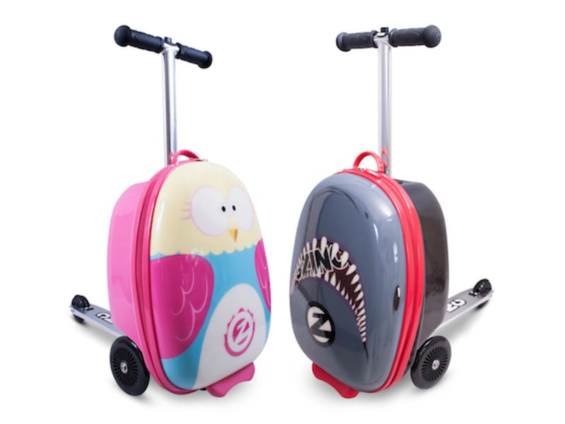 2. Suitcase Scooter