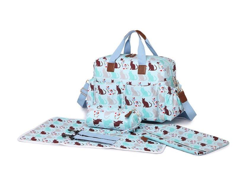 Miss Lulu changing bag set