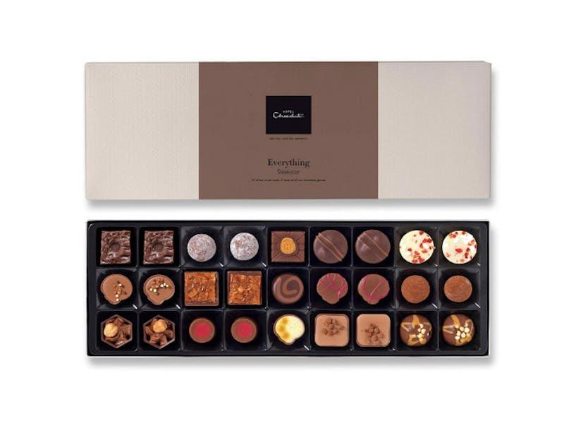 1.豪华巧克力