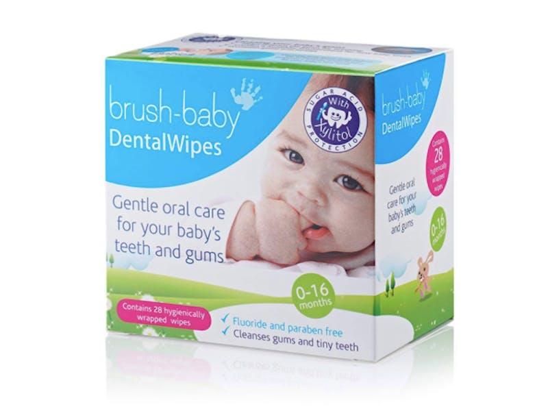 6. Dental Wipes