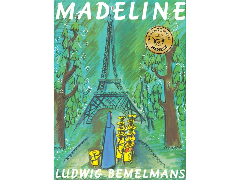 7. Madeline by Ludwig Bemelmans