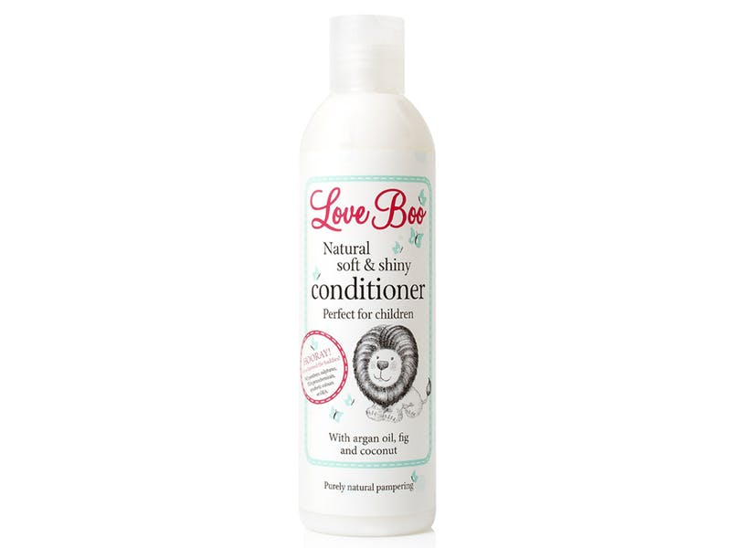 6. Natural Soft & Shiny Conditioner, £8.99