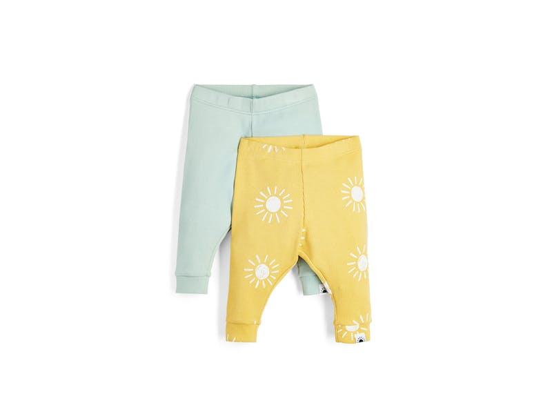 17. Baby Leggings (two-pack), £4