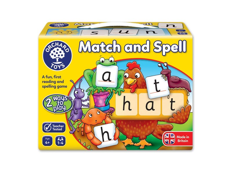 2. Match and Spell Game, £9