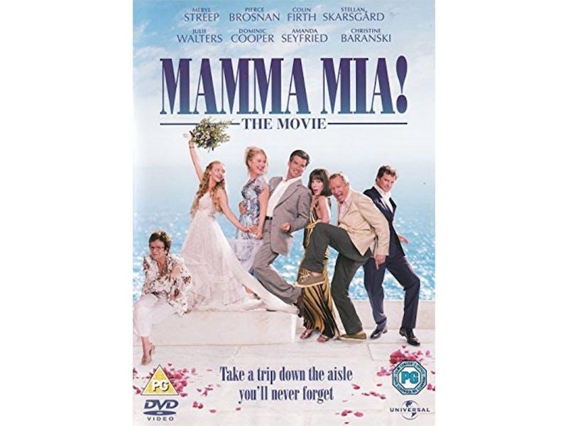3. Mamma Mia! The Movie