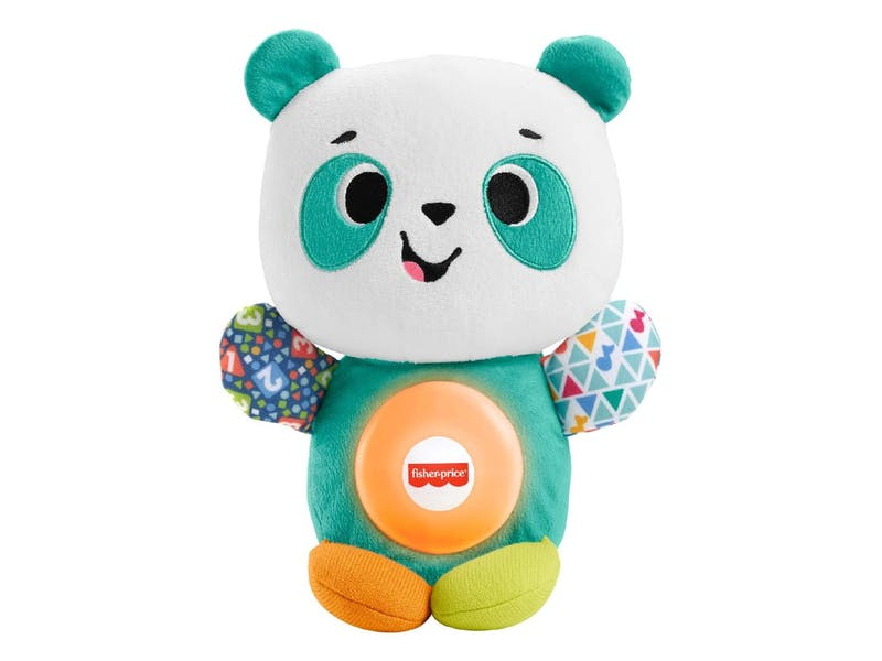 1. Fisher-Price Linkimals Panda
