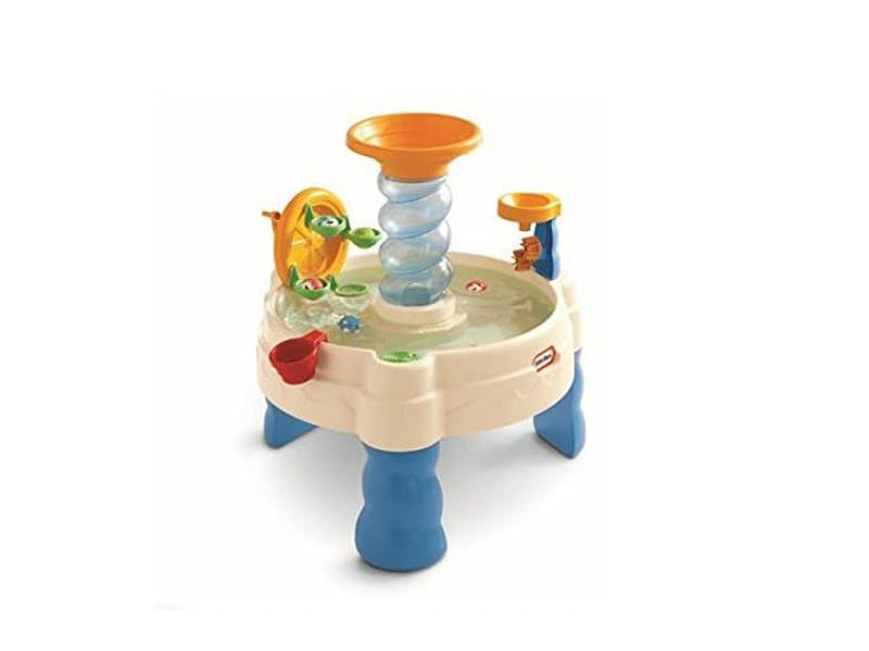 Spiralling Seas Water Play Table
