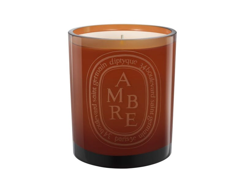 2. Diptyque Ambre Scented Candle, £68