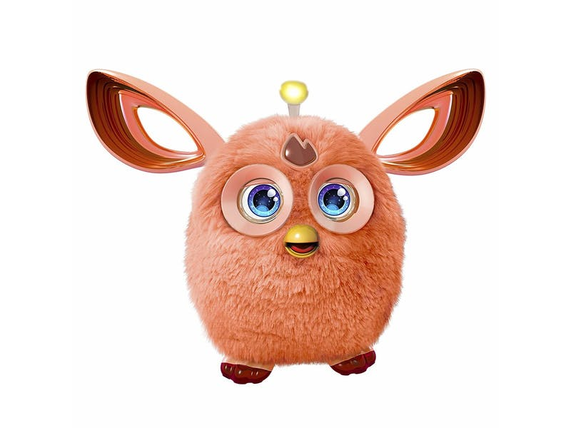 1. Furby Connect Electronic Pet