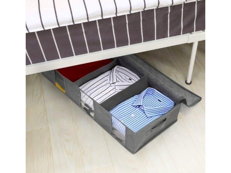 1. Utilise hidden storage