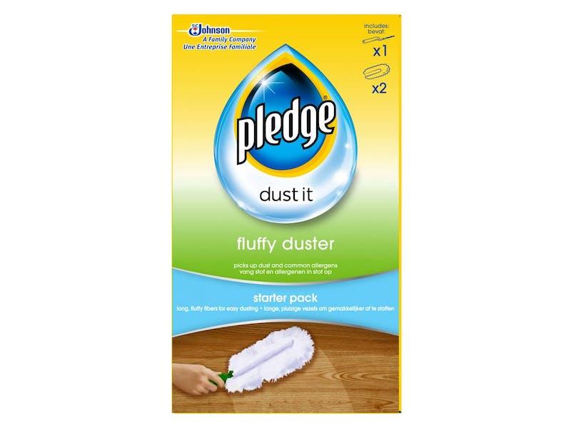6. Pledge Duster Starter Kit