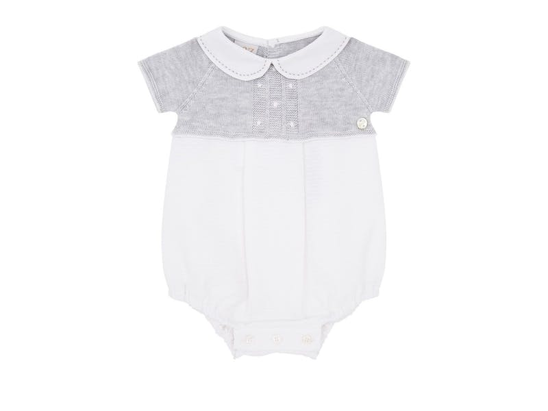 5. Knitted Top Bodysuit