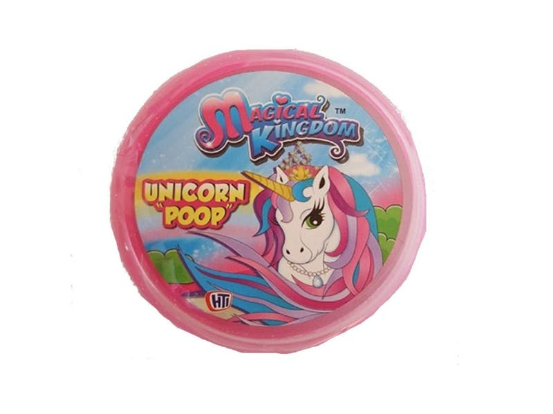 1. Unicorn Poo