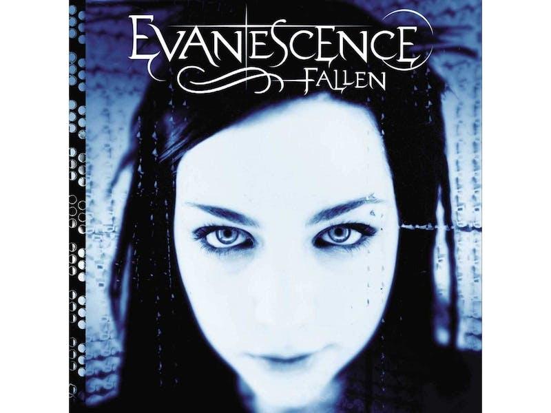 13. Evanescence – Fallen