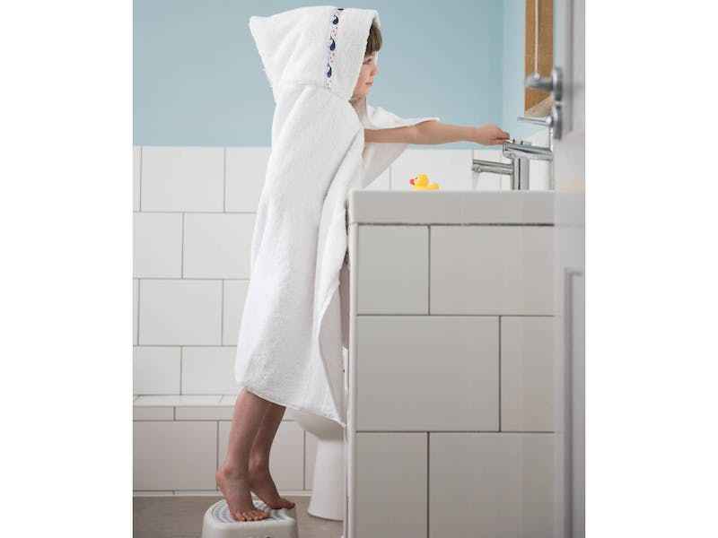 8. Hooded towel, £31