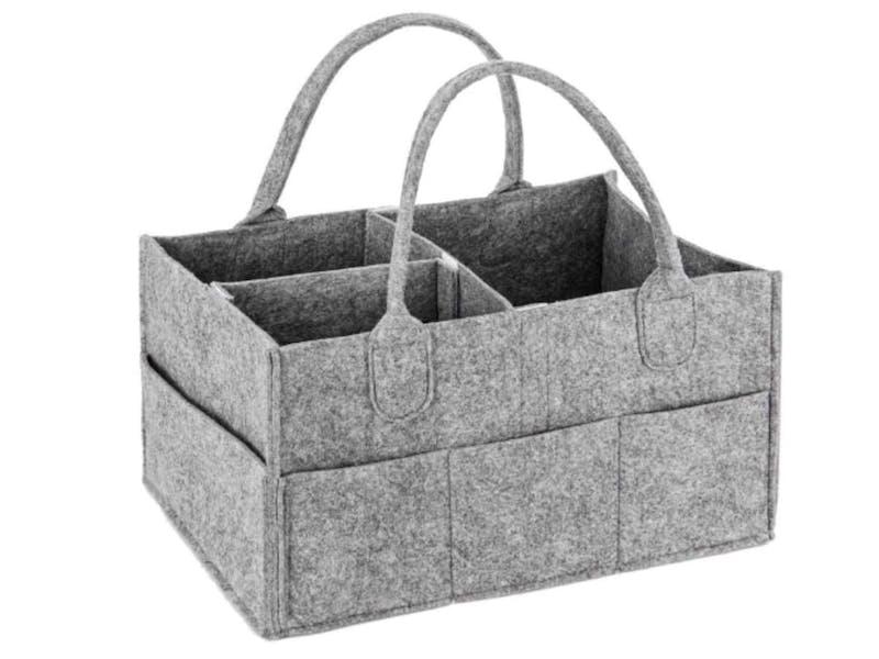 1. Fabric Storage Basket