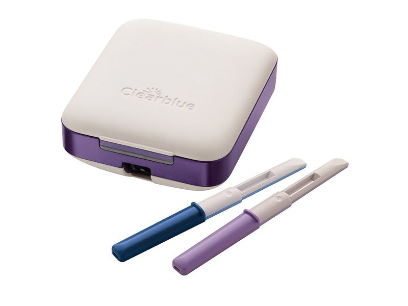 1. Clearblue Advanced Fertility Monitor