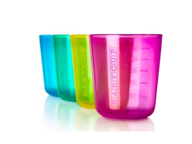5. Baby Cup, £8.99 (four-pack)