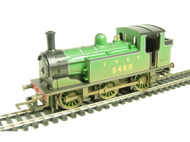 9. Hornby Trains