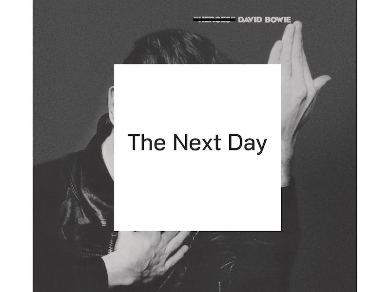 19. David Bowie - The Next Day