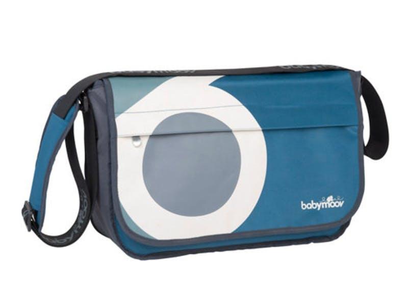 2. BabyMoov Messenger Changing Bag