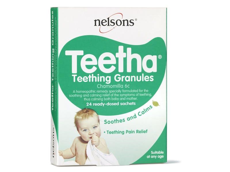 8. Teetha Teething Granules