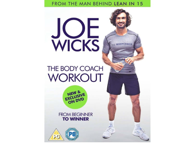 1. Use fitness DVDs