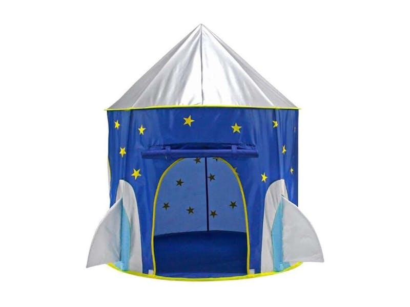 Pop up rocket tent