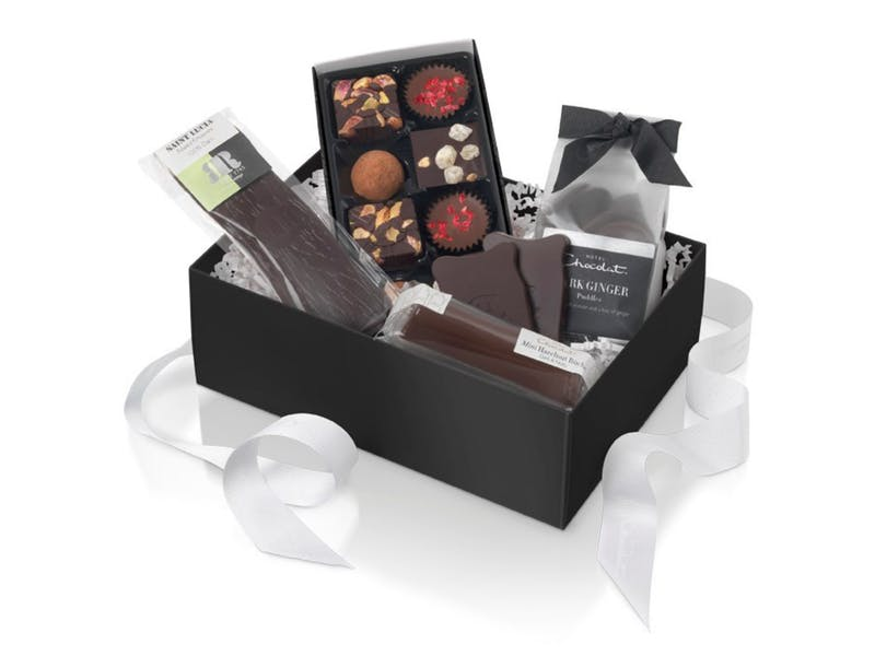 2. Hotel Chocolat The All Dark Collection