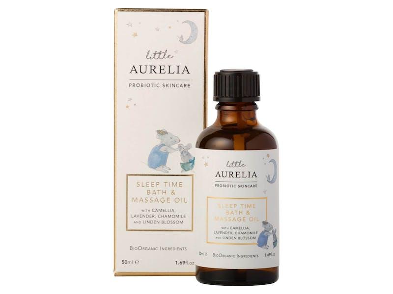 Little Aurelia Baby Massage Oil