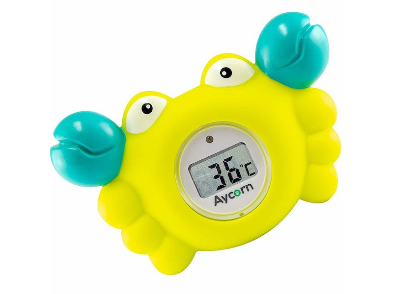 Aycorn Digital Baby Bath and Room Thermometer