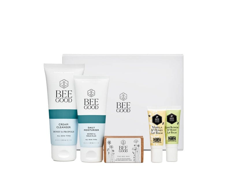 9. Bee Goodness Gift Pack, £35