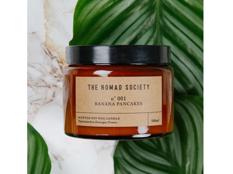 Banana Pancakes Scented Soy Candle