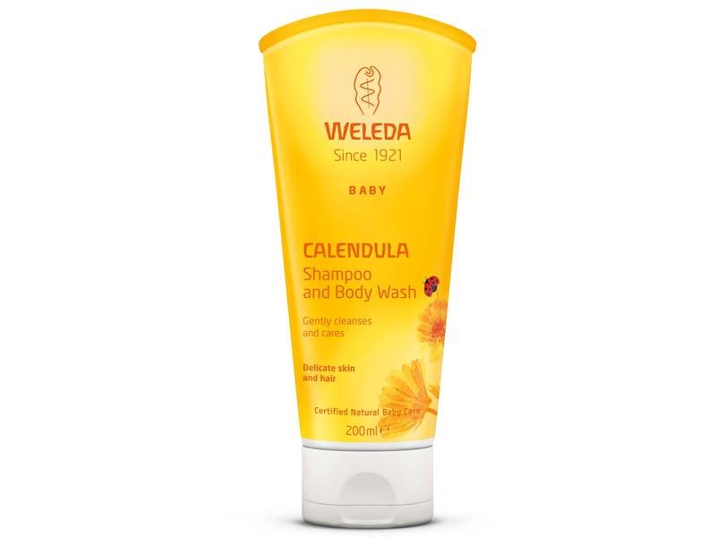7. Calendula Shampoo & Body Wash
