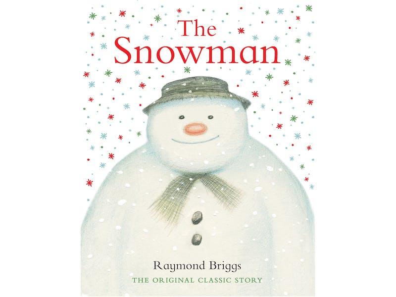 5. The Snowman by Raymond Briggs