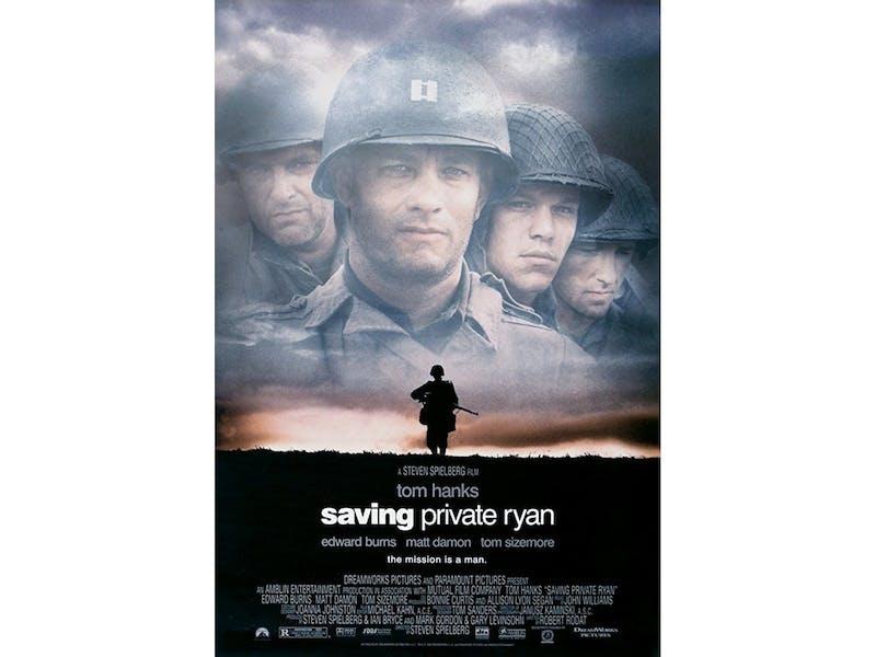 6. Saving Private Ryan