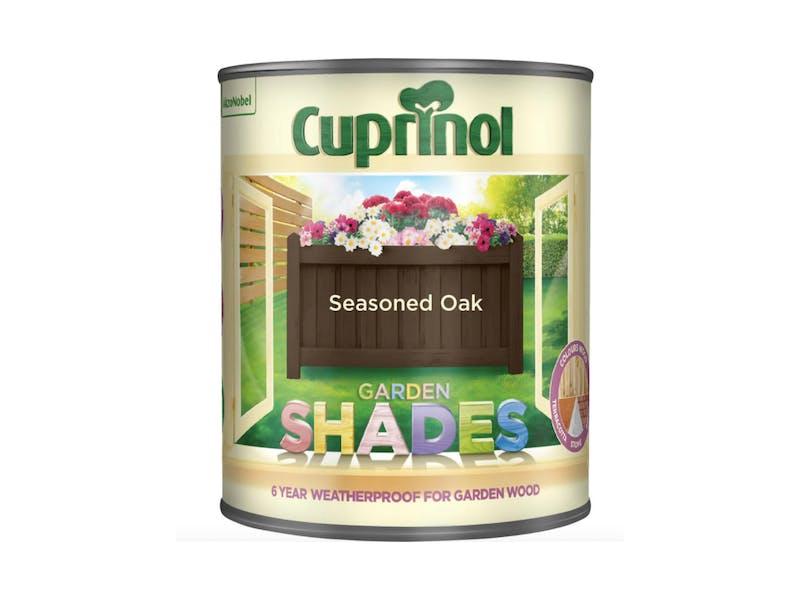Garden Shades Seasoned Oak Exterior Paint