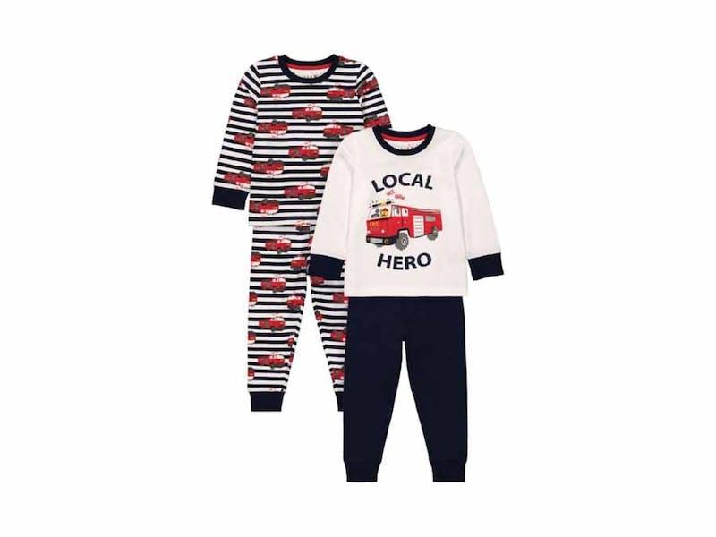 Local Hero Pyjamas Two-Pack