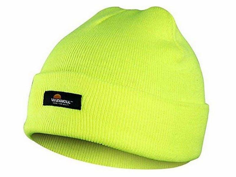 6. Reflective Beanie Hat