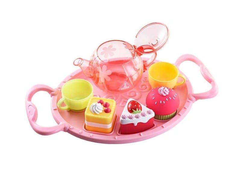 9. Bath Tea Set