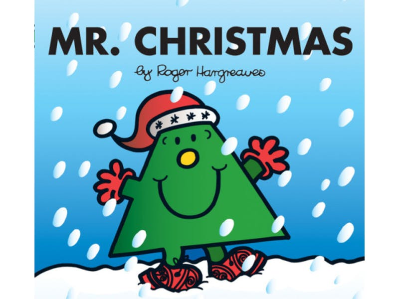 22. Mr Christmas by Roger Hargreaves, £0.40